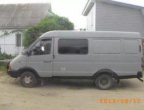 ГАЗ 2705 Грузовой фургон