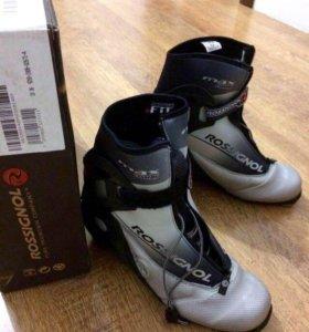 Комплект ботинки rossignol новые