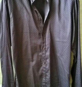Рубашка Zara (родная) made in spain