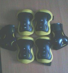 Защита колени, локти, кисти