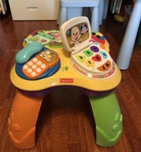 Игровой столик Fisher-price