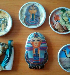 Магниты Египет.