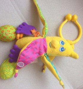 Детские игрушки шуршанчики