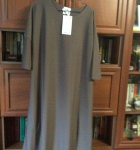 Платье новое длинное размер 52/54
