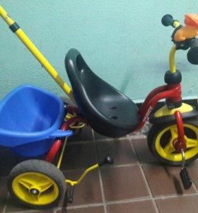 Велосипед детский puky