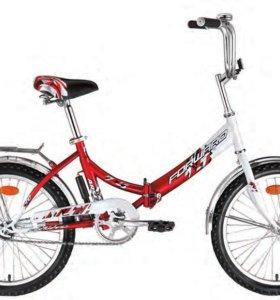 велосипед и ролики для девочки