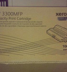 Картридж для мфу Xerox phaser 3300