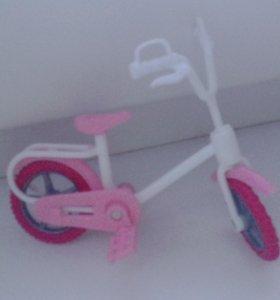Велосипед для кукол или фигурок