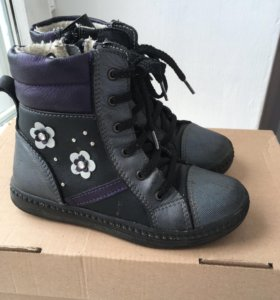 Ботинки для девочки, размер 28