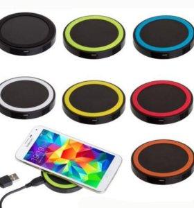Беспроводные зарядки + приемники для ЗУ iPhone