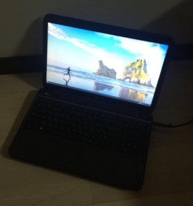 Игровой ноутбук Hp pavilion g6