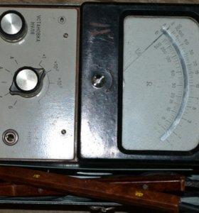Мегомметр Е6-16.