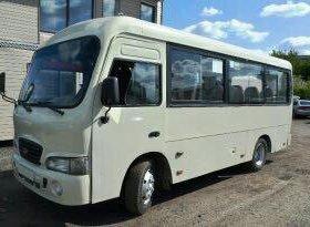 Автобус hyundai county euro 2 2007г. Торг