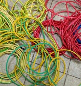 Силовой медный кабель 25 мм2