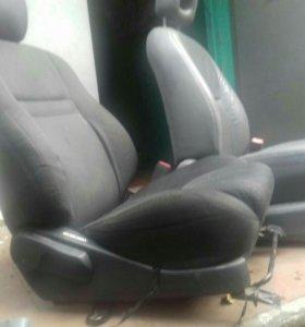 Кресла с подогревом