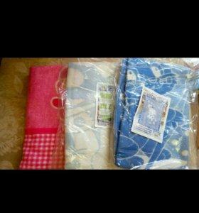 Байковые одеяла