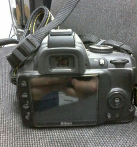 Фотокамера nikon d3000