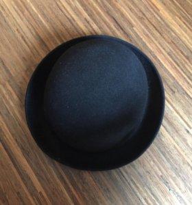 Шерстяная шляпа HM. Новая