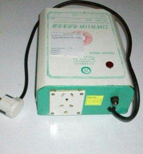 Трансформатор понижающий 220-110 вольт