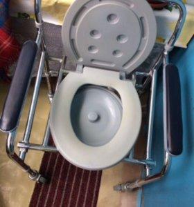 Санитарный туалет д/людей с огранич возможностями