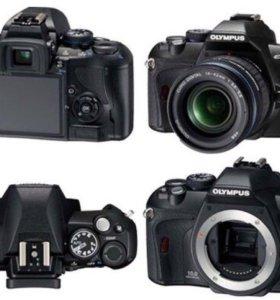 Зеркальная камера (фотоаппарат, зеркалка).