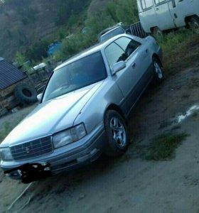 toyota crown 1997г. 151 кузов