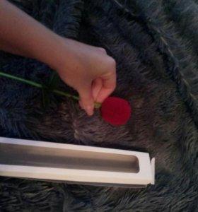 Футляр роза