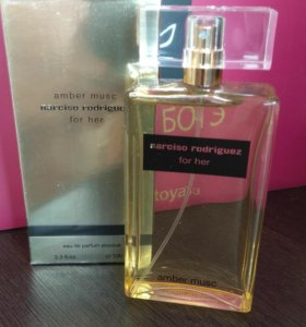 Narciso Rodriguez- Amber Musc