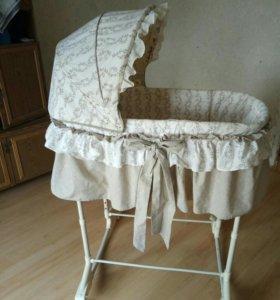 Колыбель Baby Precious