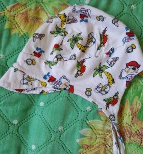 Летние шапочки для малыша
