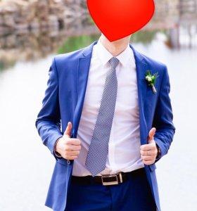 Мужской Костюм свадебный