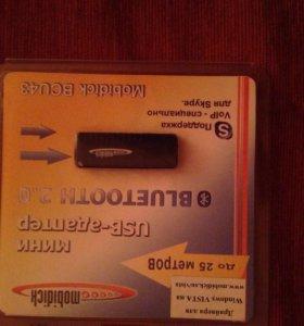 Bluetooth адаптер mobidick BCU43