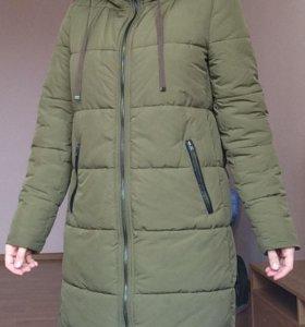 Стеганое пальто Mango