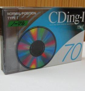 Компакт кассета TDK CD ing - 1 70