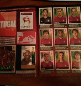 Panini Euro 2008