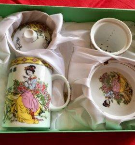 Набор подарочный чайный
