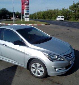 Продам Hyundai Solaris 1.4 2015г.в.
