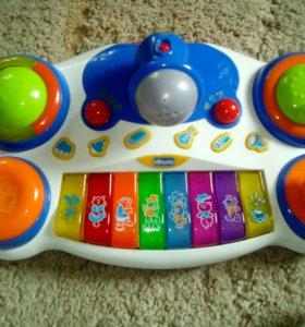 Детское пианино chicco