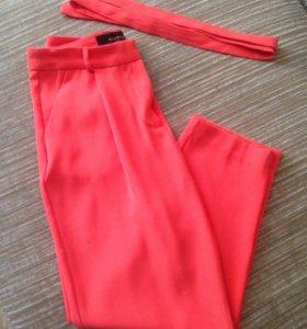 Классические шифонывые брюки