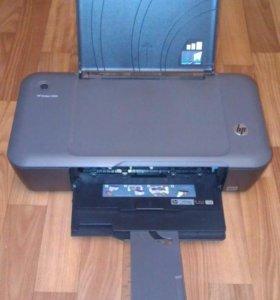 Принтер HP Deskjet 1000 - J110a