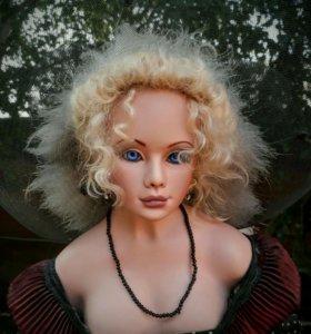 Винтажная американская кукла