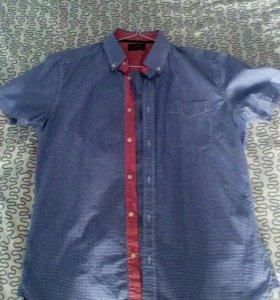 Рубашка colins мужская короткий рукав