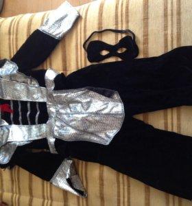 Новогодний костюм ниндзя змей