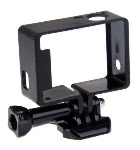 На GoPro 3 3+ 4 рамка