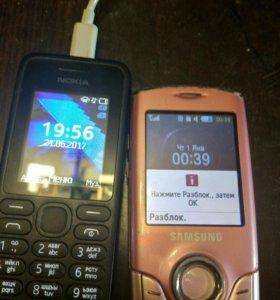 Nokia @samsung телефоны