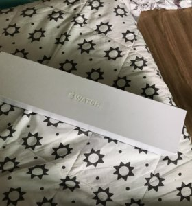 Коробка от Apple Watch