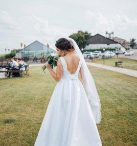 Свадебное платье от бренда KOOKLA, модель Маринэ