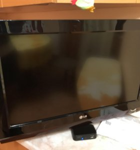 Телевизор с DVD LG 26 дюймов