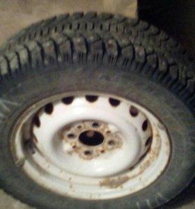 Комплект зимних колес R13