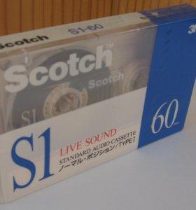 Компакт кассета Scotch S1 60